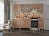 Кухня Валерия золото