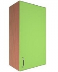 Шкаф В-300 1 глухая дверь Размер 300x300x720