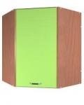 Шкаф ВУ угловой 1 дверь глухая Размер 600x600x720