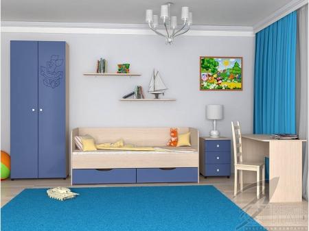 Мебель для детской Юниор 4 Композиция 3