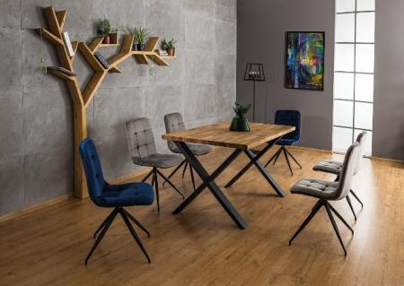 XAVIERO (150), стол обеденный, SIGNAL, шпон - дуб