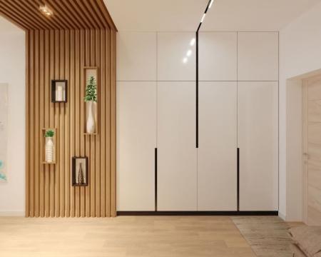 Рейки на стены, потолок