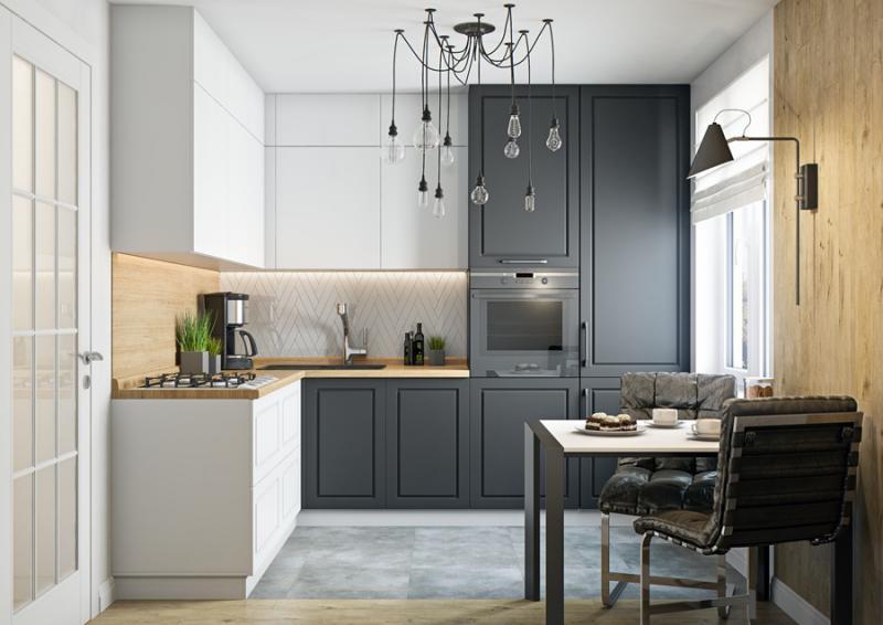 Кухонный гарнитур Гранж