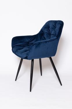 Кресло DC147-1 синее