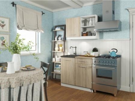 Кухонный гарнитур Алиса мини 1