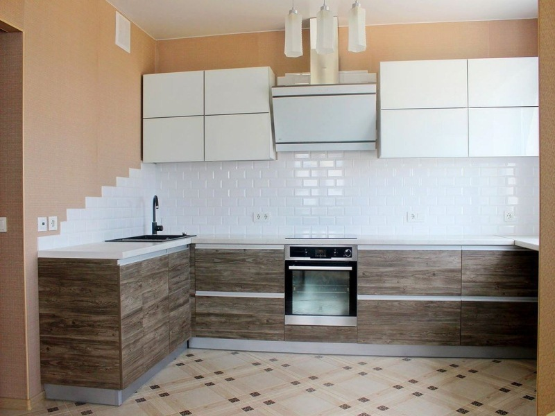 Кухонный гарнитур Аргус - купить в Нижневартовске в ...