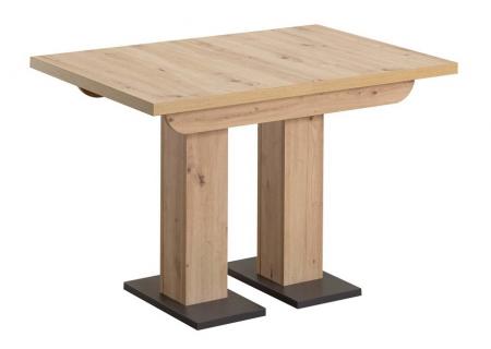 Стол Клод 110-165 дуб