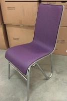 Стул Y-37 фиолетовый