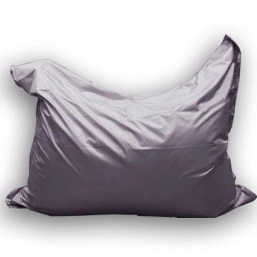 Кресло-мешок Мат макси серый
