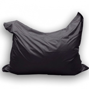 Кресло-мешок Мат макси черный