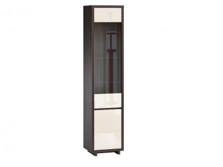 Шкаф-витрина 2 двери Аспен