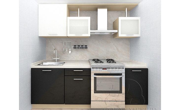 Кухня Black&White 2