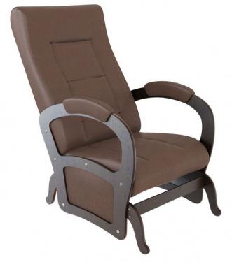 Кресло-качалка Мартин глайдер (экокожа)