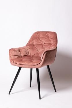 Кресло DC147-1 пыльная роза