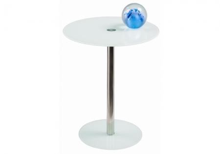 Кофейный стол Синг белый