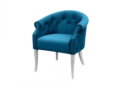 Кресло Милан бирюзовый