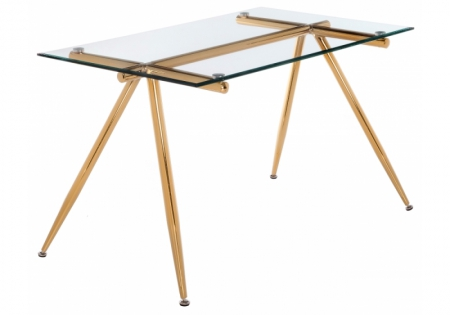 Стеклянный стол Драмен